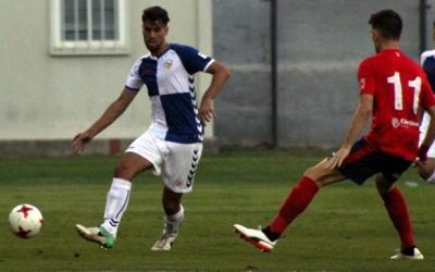 Adri Díaz ha disputat minuts en tots els partits d'aquesta temporada | Sandra Dihor