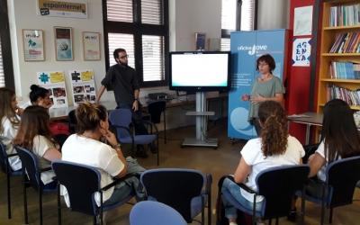 Xerrada per a joves, al Vapor Codina/  Ajuntament de Sabadell