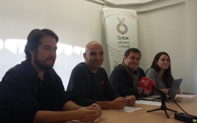 Els regidors d'Unitat pel Canvi | Pau Duran