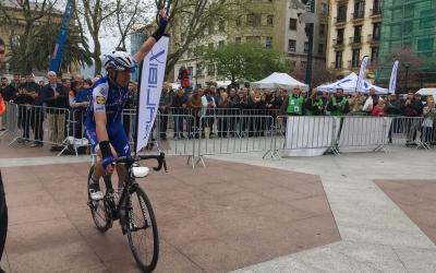 David de la Cruz disputa les seves dues últimes proves amb el Quick Step