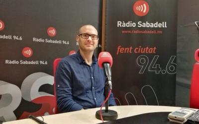 El Dr. Bernardo Nuñez, coordinador del servei de cirurgia pediàtrica del Parc Taulí.