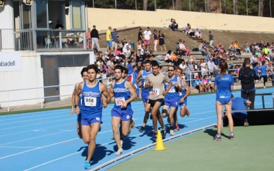 El Josep Molins durant el Campionat de Sabadell disputat el passat 8 d'octubre | J. Amiel