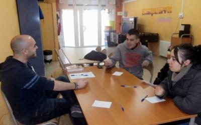 Programa d'integració Inserjove de l'Associació Juvenil L'esquitx.