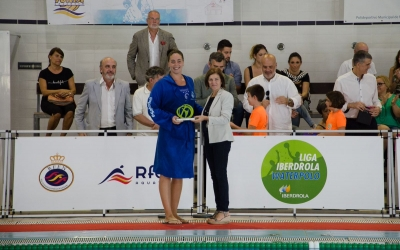 Maica García rebent l'MVP de la final de la Supercopa | RFEN