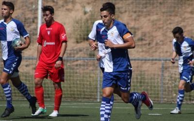 Sergi Estrada espera seguir el seu vincle amb el gol