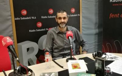El director de les Biblioteques Municipals de Sabadell, FerranBurguillos | Claudia Martínez