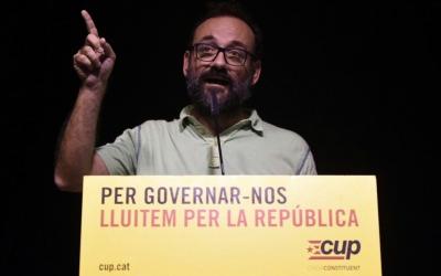 Benet Salellas a la Trobada Internacionalista de Sabadell | Roger Benet