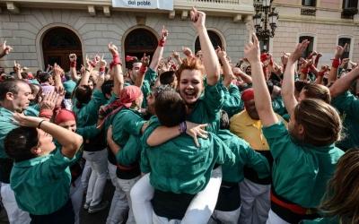 24a Diada dels Castellers de Sabadell. Foto: Roger Benet.