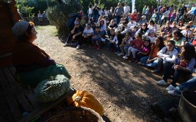 3a Festa de la Tardor a la masia de Can Deu | Roger Benet