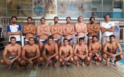 L'equip masculí del l'Astralpool s'estrena a la Lliga de Campions