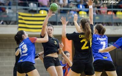L'OAR femení suma sis punts en el que portem de temporada | OAR Gràcia