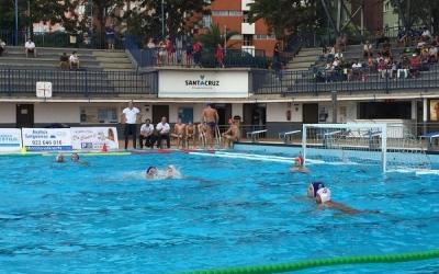 L'Astralpool va endur-se el tercer partit de la lliga contra l'Echeyde (3-16)