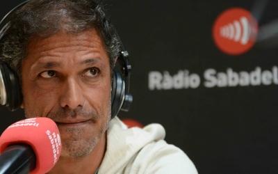 Toni Seligrat, tècnic del Sabadell | Roger Benet