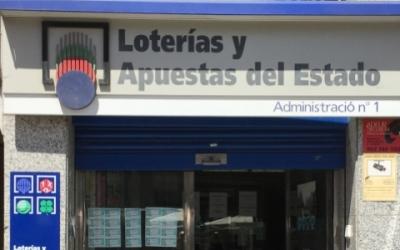 Imatge de l'administració 1 de Sabadell. Foto: cedida