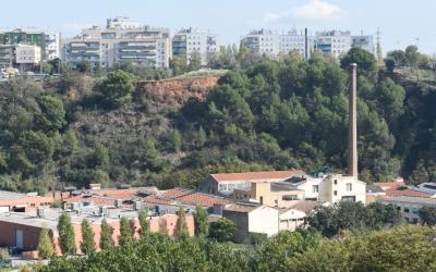 Part de la contaminació de Covadonga prové de les indústries del Ripoll/ Roger Benet