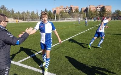 El Sabadell B vol els tres punts contra La Jonquera | Roger Benet