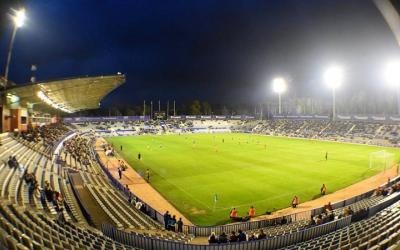 La sortida del concurs de creditors és un pas més en l'estabilitat econòmica que busca el Centre d'Esports | Críspulo Díaz