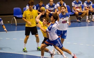 L'OAR Gràcia no va poder superar al Sant Martí Adrianenc en la novena jornada de lliga | Eric Altimis