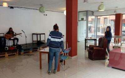 L'Obrera és un espai amb moltes activitats de col·lectius diferents.