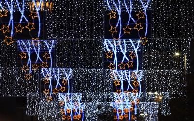 Encesa de la il·luminació nadalenca | Roger Benet