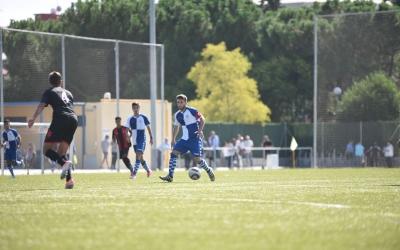 Triomf important del juvenil del Sabadell contra l'Europa | Roger Benet