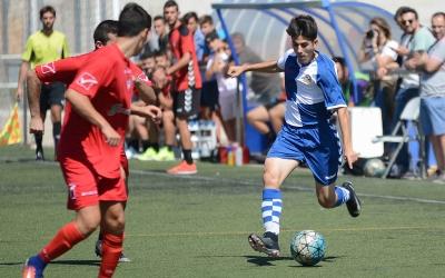 El Sabadell vol sumar un triomf a Olímpia   Roger Benet