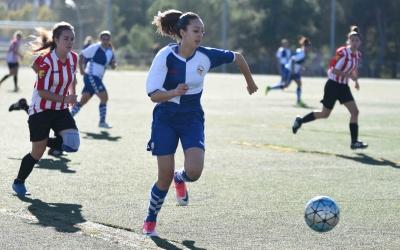 El Sabadell femení ha aconseguit la segona victòria de la temporada   Roger Benet