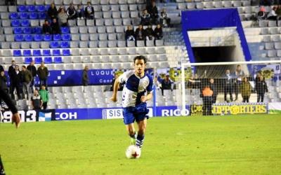 Gai Assulin podria jugar contra el Mallorca | Crispulo D.