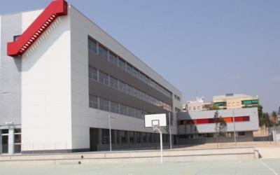 Exterior de l'Institut Jonqueres/ Cedida