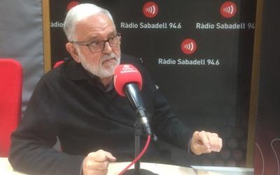 Salvador Obiols, director general de Càritas Diocesana de Terrassa.