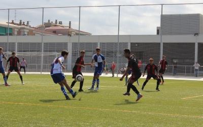 El juvenil del Sabadell vol escalar posicions a la classificació | Adrián Arroyo