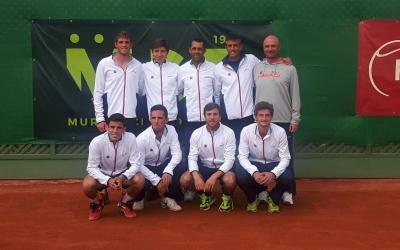 Els sabadellencs ja havien fet la meitat de la feina al Campionat d'Espanya jugat a Múrcia | Cercle