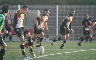 El Sabadell RC tanca la primera fase contra el Martorell