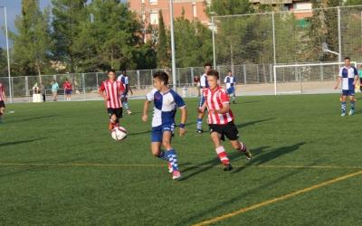 Imatge d'un partit d'aquesta temporada
