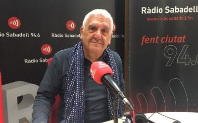 JosepRamonGiménez, vicepresident de la Lliga dels Drets dels Pobles | Mireia Sans