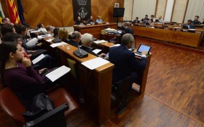 El debat dels pressupostos és un dels punts principals del ple de novembre/ Roger Benet