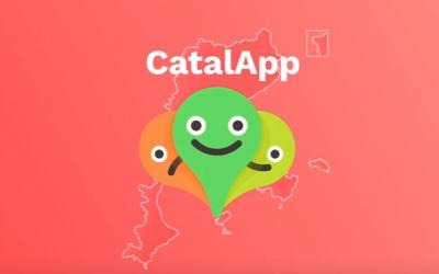 Promoció de l'aplicació CatalApp/ Plataforma per la Llengua