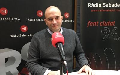 Blai Costa, president del CIESC | Mireia Sans