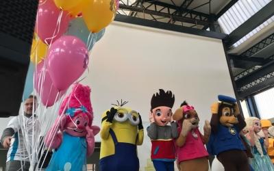 La Diada de l'infant dedicada a l'Álvaro | Cedida