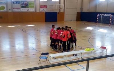 El Grups Arrahona passa per un mal moment a la Tercera Nacional