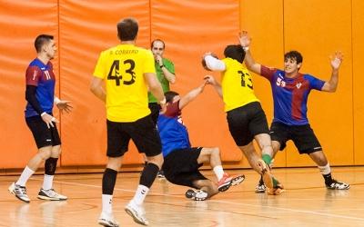 L'OAR se la juga contra un dels equips importants de la categoria, el Sant Esteve | Carme Balcells
