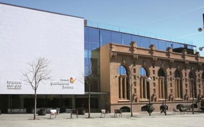 El Museu del gas a Sabadell.