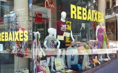 Rebaixes en comerços sabadellencs | Karen Madrid