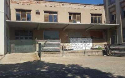 Exterior de Cal Balsach/ Arxiu Ràdio Sabadell