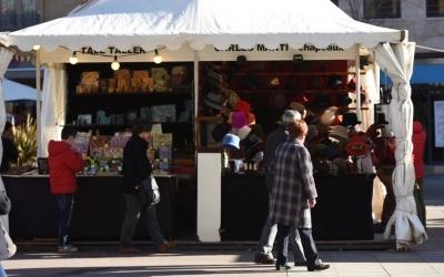 La Fira d'Artesans al Passeig de la Plaça Major | Roger Benet