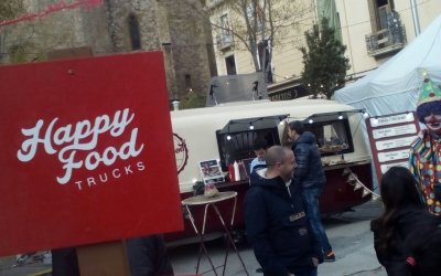 Happy Food Trucks a Sabadell | Pere Gallifa