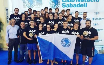Els equips de natació del Club celebren el doble ascens | CNS