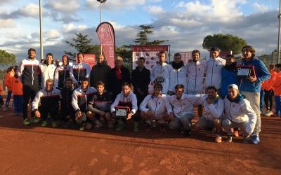 El CT Barcino es va imposar a la final masculina al RCT Barcelona | Marc Pijuan