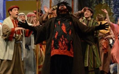 Els Pastorets al Teatre Sant Vincenç | Foto: David Bisbal