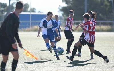 El Sabadell va empatar a 1 contra el Cerdanyola en l'últim partit de l'any | Roger Benet